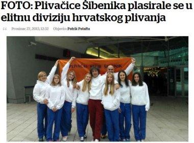 20131227 FOTO - Plivačice Šibenika plasirale se u elitnu diviziju hrvatskog plivanja - ŠibenskiPortal_380