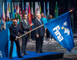 FINA World championships Budapest 2017 (closing ceremony)