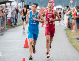 ETU Triathlon Junior European Cup Zilina 2018 men