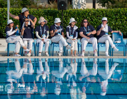 FINA World Youth Artistic Swimming Championships Samorin 2019 (officials, judges & volunteers)