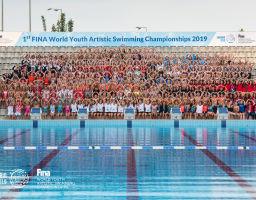 FINA World Youth Artistic Swimming Championships Samorin 2019 (gala)